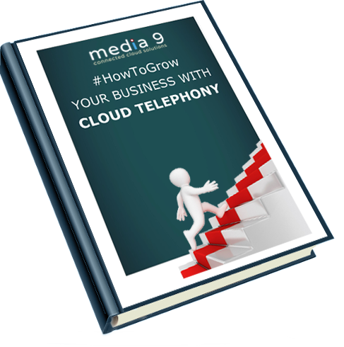 Business growth, Cloud Telephony Media 9